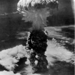 Atomic Explosion at Nagasaki